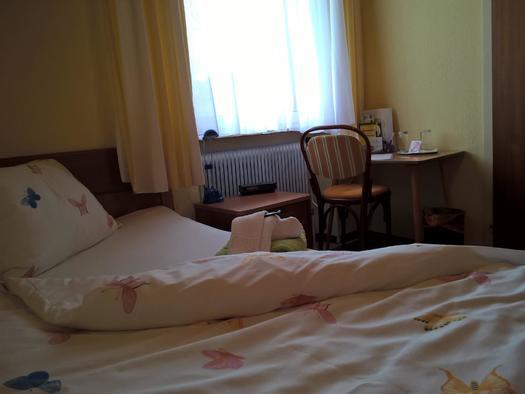 Einzelzimmer 305, Gasthaus Pension Sonnenhof 1 (© Dietmar und Heike Krauk)