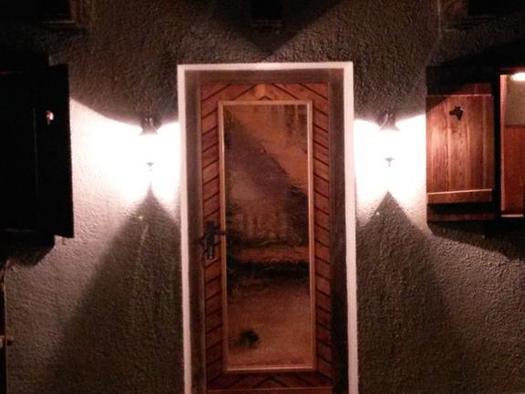 Eingang Kreitalm (© Kreitalm)