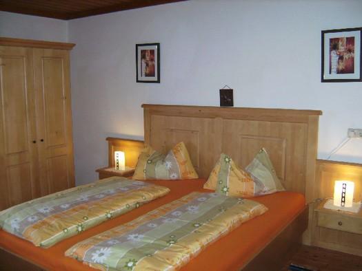 Fewo 2 Schlafzimmer. (© Familie Zopf)