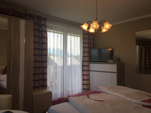 Doppelzimmer 4. (© Kloibergütl)