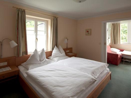 Doppelzimmer mit Veranda