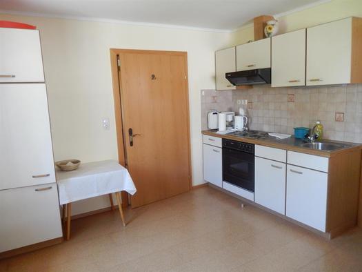 Küchenblock Nußbaum