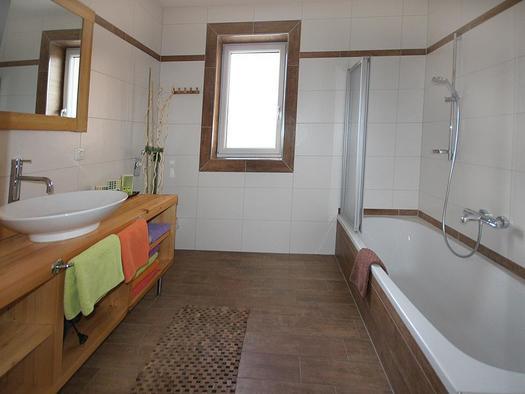 App. Löwenzahn Badezimmer