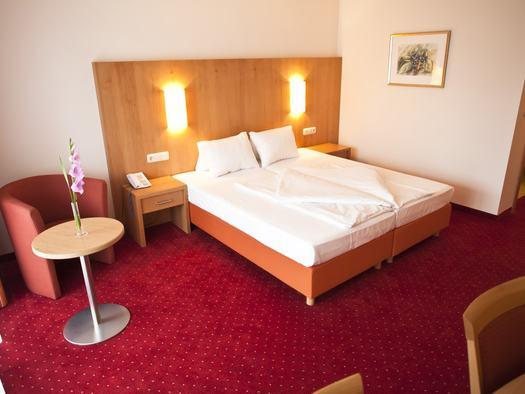 Dopplezimmer (© Hotel Haberl)