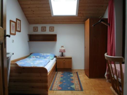 Einbettzimmer. (© Familie Ebner)
