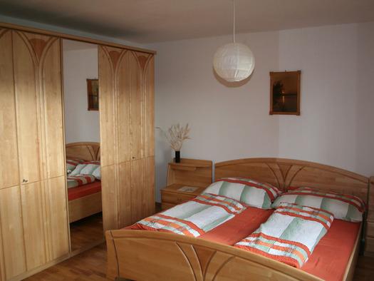 Schlafzimmer Traunstein (© Leitner)