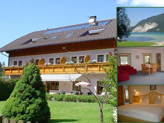 Haus Wolfgangsee - Weissenbacher. (© Weissenbacher)