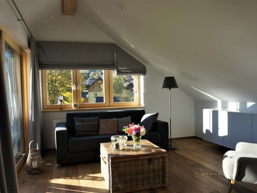 Wohnung Gipfelstürmer - Wohnbereich (© dasGams)