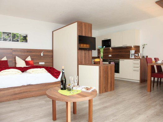 Appartement 4. (© Marina Kronawettleitner)