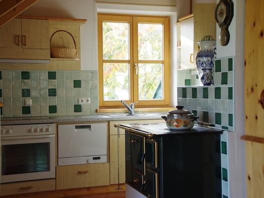 Die Landhausküche (© Höretseder)