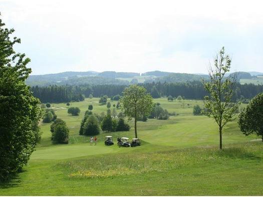 Golf mit Weitblick im Böhmerwald
