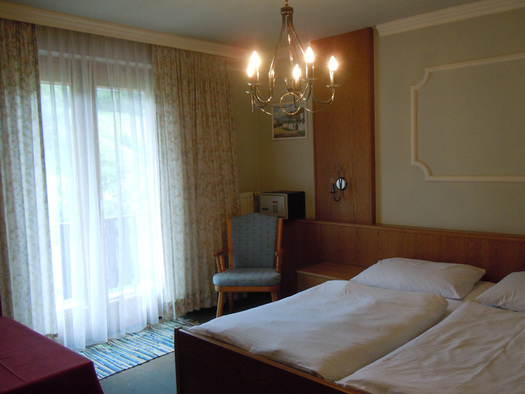 Zimmer 26 (© Johanna Kiebler)