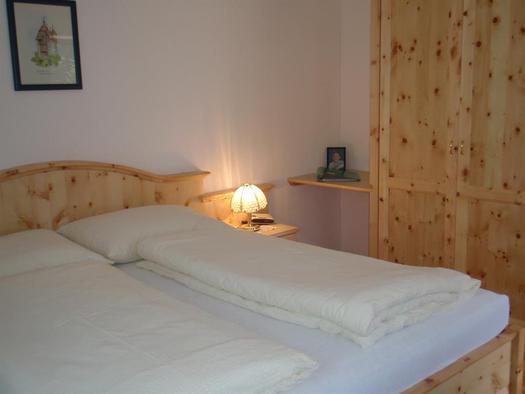 Doppelzimmer aus Zirbenholz