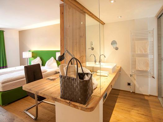 Doppelzimmer Weißwand. (© Gasthof zur Post)