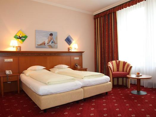 Doppelzimmer, Hotel Alexandra in Wels (© Hotel Alexandra & Bayrischer Hof)
