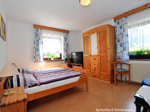 Symbolfoto Zimmer (© Landgasthof Schneiderwirt)