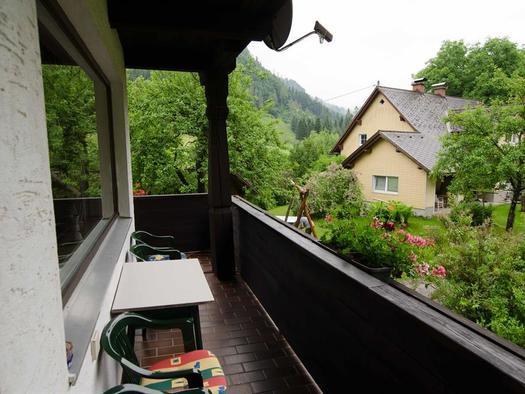 Balkon Wohnung 2 (© monika pramreiter)