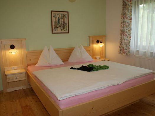 Schlafzimmer (© Nußbaumer)