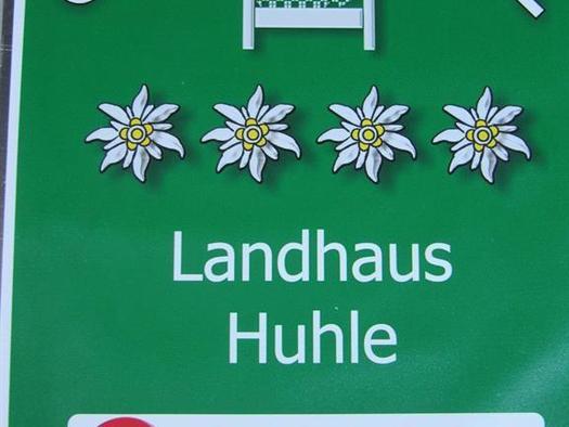 Gütesiegel Privatvermieter (© Landhaus – Huhle)