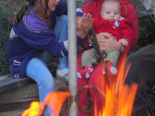 Sommerurlaub am Baby-und Kinderbauernhof