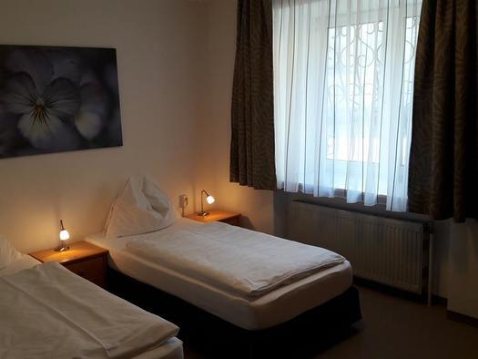Standard Zweibettzimmer (© Pension Ahamer)