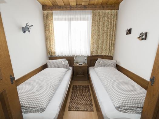 Rosswiese Zimitzblick Schlafzimmer. (© Franz Laimer)