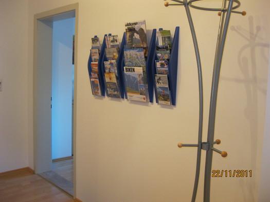 2011 komplett und neu eingerichtet, die Ferienwohnung Musler im 1. Stock. (© Ferienwohnung Musler / Silvia Musler)