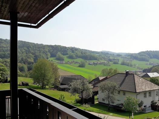 Balkon (© Landgasthof Pernsteiner | Maria Felhofer)