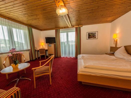 Doppelzimmer (© Hotel Haberl)