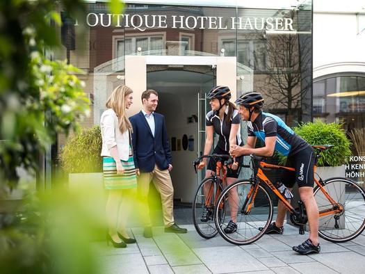 Rennradregion Wels Boutiquehotel Hauser