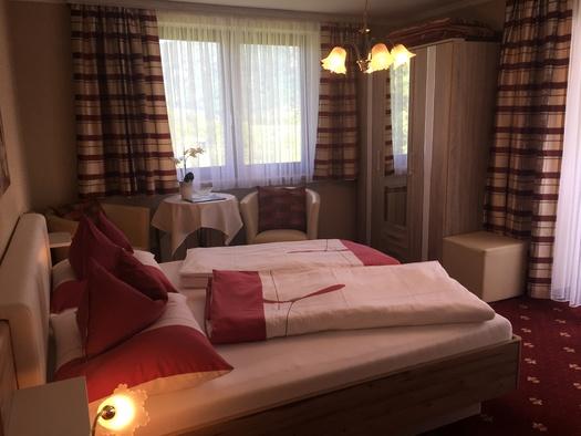 Doppelzimmer 5. (© Kloibergütl)