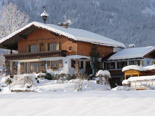 Ferienhaus Hummelbrunner Winter