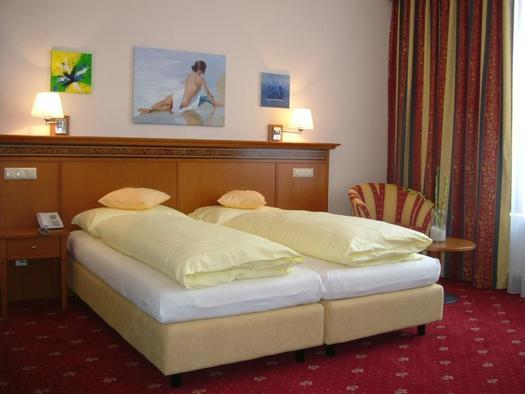Doppelzimmer Hotel Alexandra (© Hotel Alexandra & Bayrischer Hof)