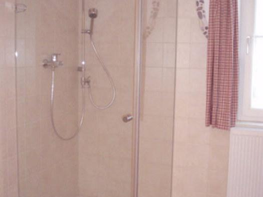 Bad im Doppelzimmer `großer Priel`
