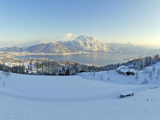 Winter Altmünster (© TVB Ferienregion Traunsee)