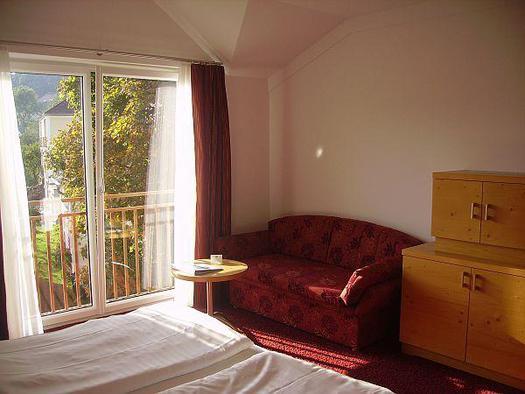 Panorama Zimmer Mansarde