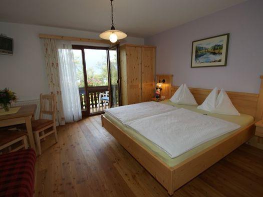 Doppelzimmer (© Nußbaumer)