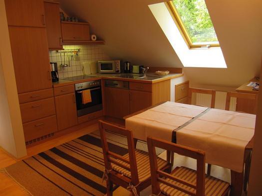 Küche (© Landhaus – Huhle)