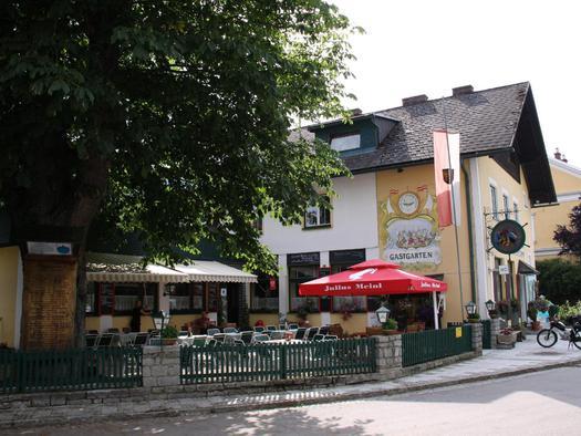 Gasthof mit Garten