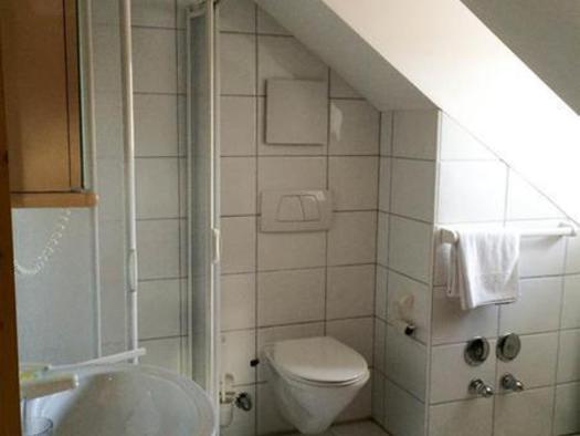 Doppelzimmer Seeblick Bad (© Schweizerhof am See)