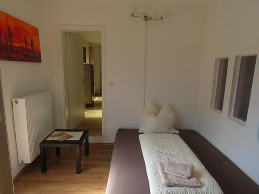 Einbettzimmer (© Böhmerwald pur 2 | Privat)