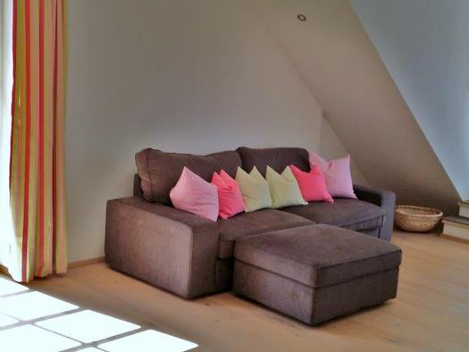 Living room (© Bramsauerhof Faistenau)