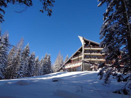 Berghotel (© Leslie Sedlak)