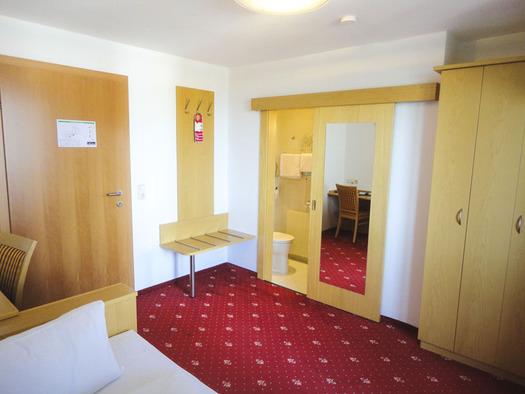 Einzelzimmer Hotel Alpenblick Attersee am Attersee (© Hotel Alpenblick/Hanes Seiringer)