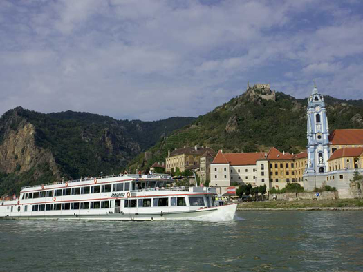 Donauradweg - Gemütliches Rad- und Schiffserlebnis, Passau-Wien