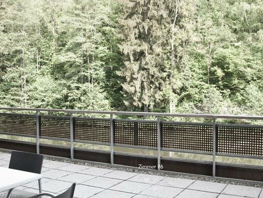 Terrasse (© Hotel-Restaurant Mühltalhof)
