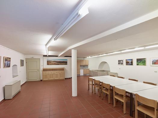 Schloss Weinberg, Seminarraum Brauerei. (© Schloss Weinberg / Kurt Hörbst)