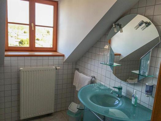 Junior Suite Toscana Bad (© Schweizerhof am See)