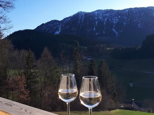 Balkon (© Ferienhaus Mountain View)