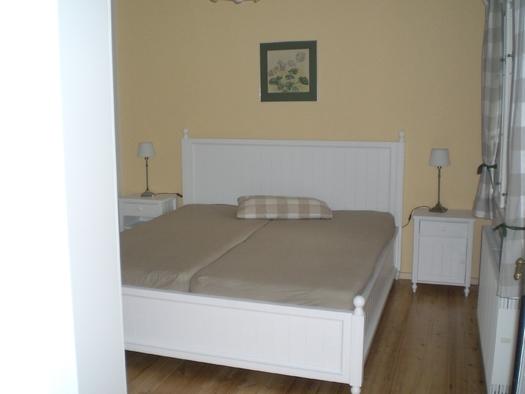 Fewo Tiesler Schlafzimmer drei. (© Familie Tiesler)